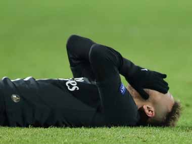 Neymar Jr to miss Paris SaintGermains French League Cup tie against seconddivision Orleans with groin injury