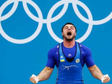 Olympic weightlifting champion Oleksiy Torokhtiy stripped of 2012 gold medal due to doping ban