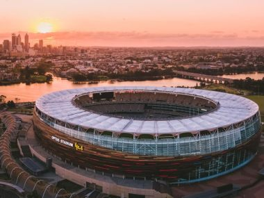 Optus Stadium. Twitter @OptusStadium