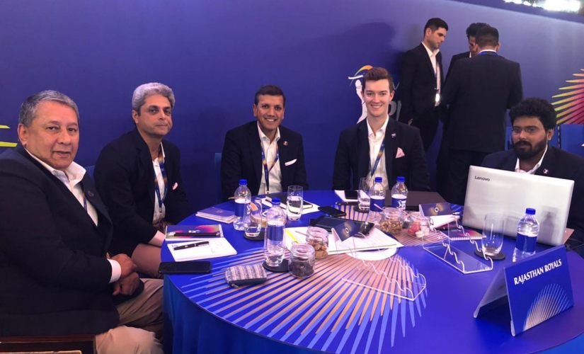 Rajatshan Royals spent Rs 11.9 crore on pacers at IPL auction 2019. Twitter @rajasthanroyals