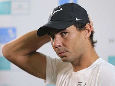 Australian Open 2019 Rafael Nadal confident about regaining 100 percent fitness despite injurymarred end to 2018 season