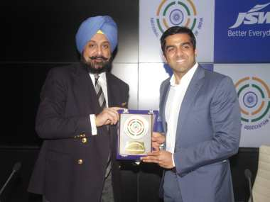 NRAI expresses commitment to host Commonwealth Shooting Championships in 2022 ahead of Birmingham CWG
