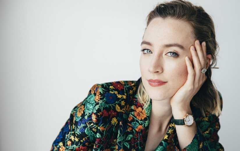Lady Bird stars Saoirse Ronan Timothe Chalamet reunite in Wes Andersons The French Dispatch