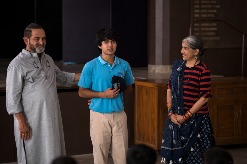 Selection Day stars Yash Dholye Mohammad Samad Ratna Pathak Shah on relating to their characters
