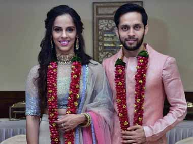 Indian badminton stars Saina Nehwal Parupalli Kashyap tie the knot in discreet ceremony in Hyderabad