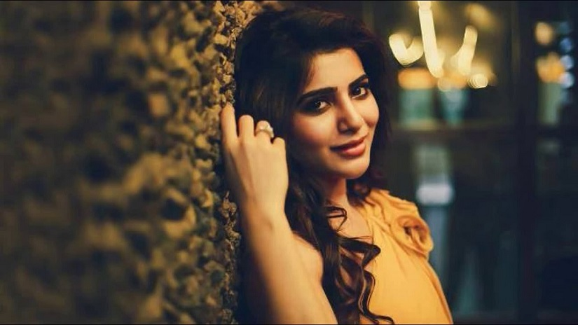 Samantha to play Trishas role in 96 Telugu remake actress currently shooting for Miss Granny