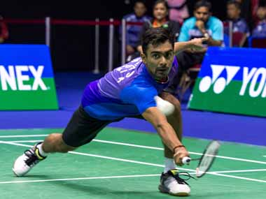BWF World Tour Finals Sameer Verma joins PV Sindhu in playoff semifinals with straight games win over Kantaphon Wangcharoen