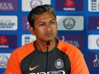 File image of Sanjay Bangar. Reuters