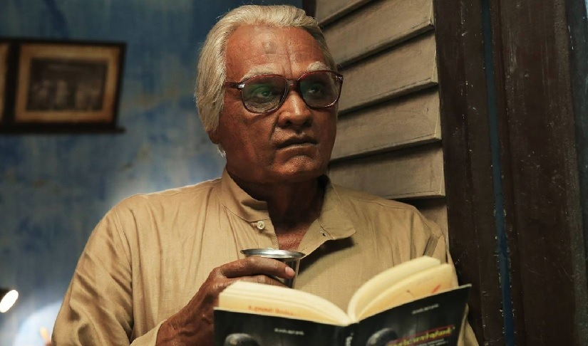 Seethakathi movie review Vijay Sethupathis quirky meta film celebrates art in the most entertaining way