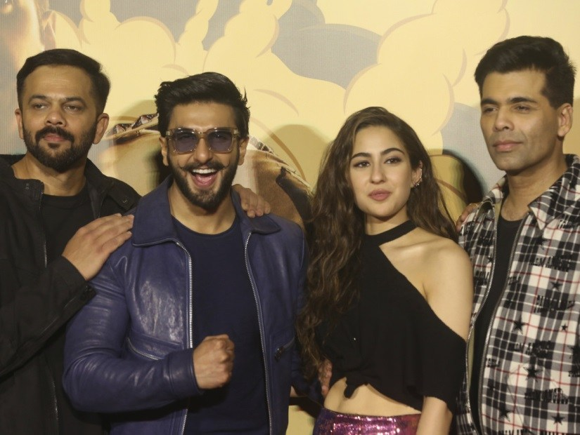 Sara Ali Khan on Simmba Its a Rohit Shetty Ranveer Singh film but there is also a larger social message