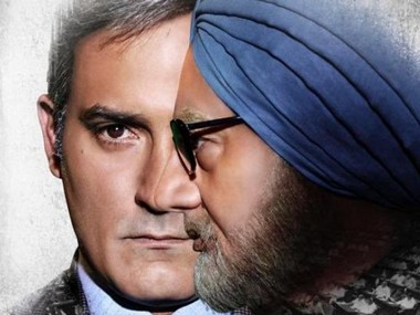 The Accidental Prime Minister row BJPs cheap shot Congress shortsighted attitude signs of immaturity towards biopics