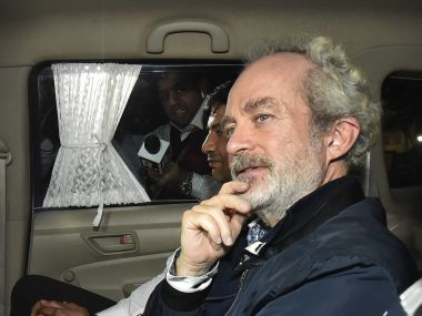 AgustaWestland case Christian Michel names Mrs Gandhi alleged middleman sent to 7day ED custody