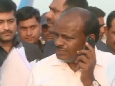 IT raids on JDS minister HD Revanna aides hours after Karnataka CM HD Kumaraswamy predicted predawn swoop