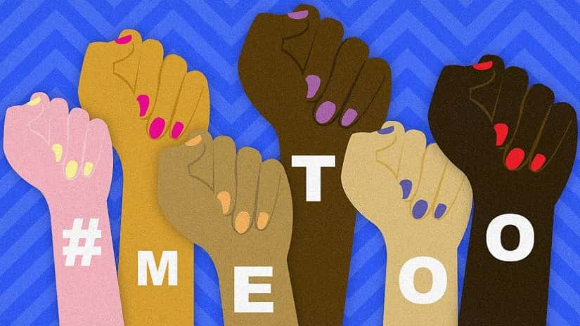 MeToo in India Speaking up against nonsexual harassment should be the next logical step for the movement