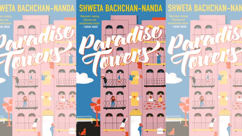 Shweta Bachchan Nanda on making her fiction debut in 2018 with Paradise Towers being a people watcher