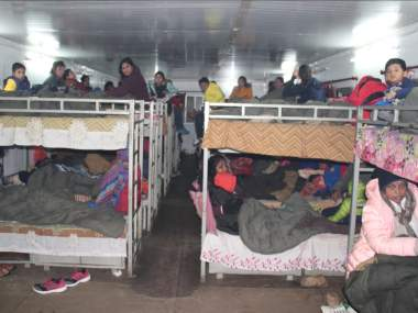 Indian Army rescues over 1500 tourists stranded in Sikkim due to heavy snowfall travellers to be transferred to Gangtok