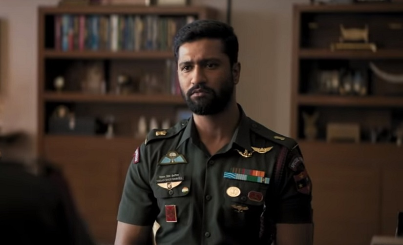 Uri trailer Vicky Kaushal takes charge as Indian Army commanderinchief in patriotic drama on surgical strikes