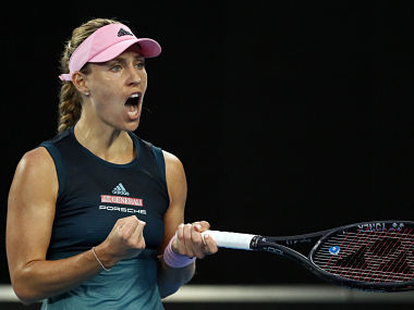 Australian Open 2019 Angelique Kerber blasts into third round after beating Beatriz Haddad Maia in straight sets