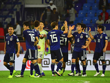 AFC Asian Cup 2019 Ritsu Doans VAR penalty helps Japan beat Vietnam to book spot in semifinal