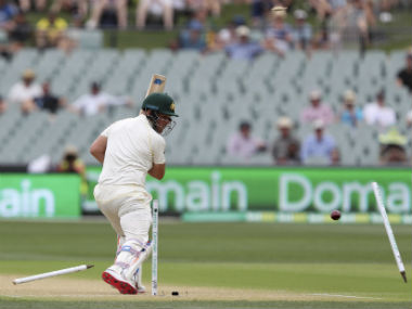 Aaron Finch was dropped from Australia Test squad after scoring just 97 runs in three Tests against India last year. AP