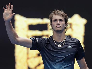 Australian Open 2019 Fourth seed Alexander Zverev cruises into second round with comfortable win over Aljaz Bedene