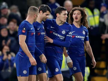 FA Cup Alvaro Morata bags brace as Chelsea see off Nottingham Forest Derby County draw against Southampton