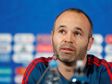 Coronavirus Outbreak Barcelona great Andres Iniesta says saving human lives more important than football during COVID19 crisis