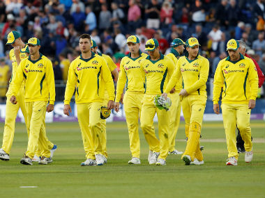 Australia have lost 17 of their last 21 ODIs, a stat that wouldn't make them toohappy in the build-up to the World Cup. Reuters