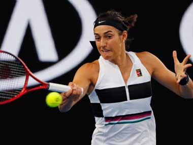Caroline Garcia returns to French Fed Cup squad after twoyear absence caused by falling out with Kristina Mladenovic