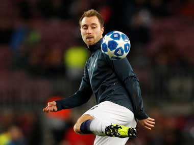 Premier League Christian Eriksen says he was the bad guy at Tottenham after saying he wanted a fresh challenge