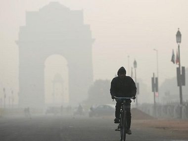 Delhi air quality turns very poor on Wednesday morning AQI to deteriorate further predicts SAFAR