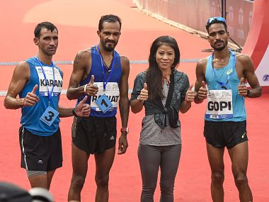 Mumbai Marathon 2019 Nitendra Singh Rawat Sudha Singh brace for bigger challenges in future after victory
