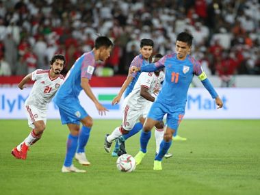 AFC Asian Cup 2019 Unfortunate India served cold harsh realities of the big stage in defeat against UAE