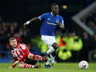 Premier League Struggling Everton turn down Paris SaintGermain bid for midfielder Idrissa Gueye