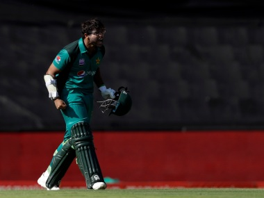 With a tomn against South AFrica in 3rd ODI, Imam-ul-haq became the second fastest to rach 100 runs in ODIs. AP