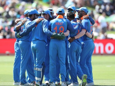 India are second in ICC ODI rankings table while New Zealand are third. Twitter @BCCI