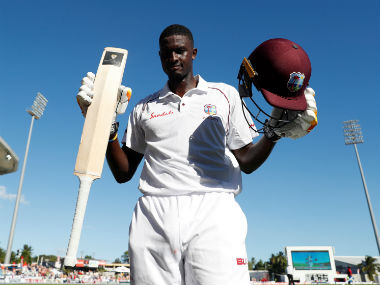 Jason Holder struck an unbeaten 202 to go with his two crucial wickets in the first innings. Reuters