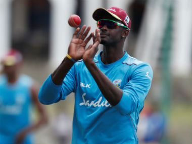 File image of West Indies Test captain Jason Holder. Reuters