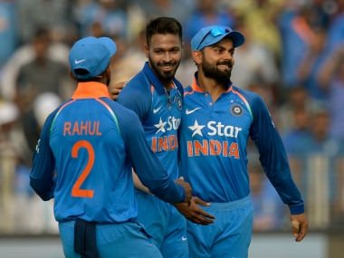 Hardik Pandya and KL Rahul will be issued fresh show cause notices from BCCI. AFP