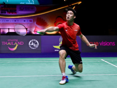 Rising Singapore shuttler Loh Kean Yew targets 2020 Tokyo Olympics after beating Lin Dan to clinch Thailand Masters