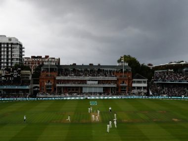 File image of Lord's cricket ground. AFP