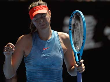 Maria Sharapova withdraws from next months Indian Wells Open after failing to overcome right shoulder injury