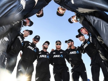 New Zealand name two uncapped players in T20I squad against India. Image: Twitter @Blackcaps
