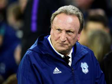 Premier League Cardiff manager Neil Warnock urges players to fight in the trenches in tantalisingly poised relegation battle