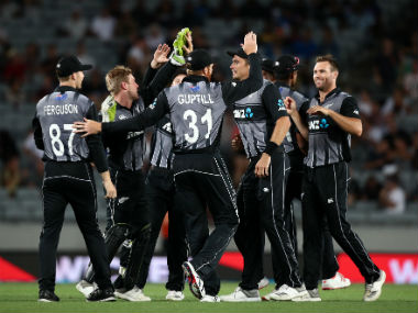 New Zealand maintained their winning run against Sri Lanka after the drawn first Test at Wellington. AFP