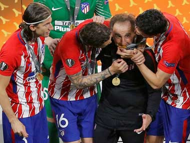 LaLiga Atletico Madrid trainer Oscar Ortega detained by Spanish police after being accused of violence against women