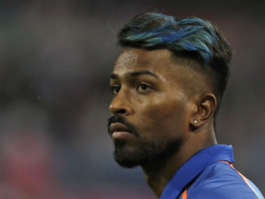 Hardik Pandya has been asked to join the Indian squad in New Zealand. AP