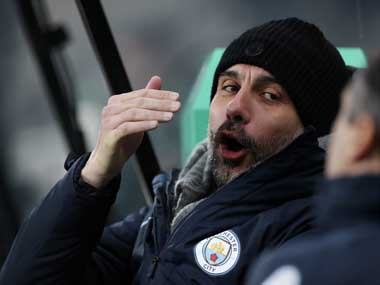 Champions League Pep Guardiola relishes quadruple quest as Manchester City seek to conquer Europe