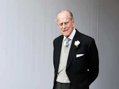 Queen Elizabeths 97yearold husband Prince Philip escapes unhurt from car crash while driving near Sandringham