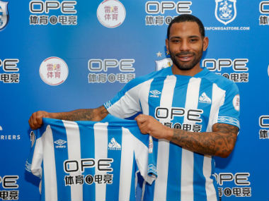 Premier League Huddersfield sign midfielder Jason Puncheon on loan from Crystal Palace until end of season